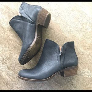Lucky Brand Ankle Bootie Sz 6